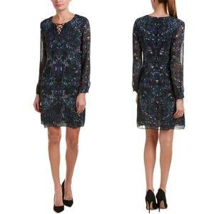 CAbi Noel Eternity Damask Floral Dress XXS in#E/z